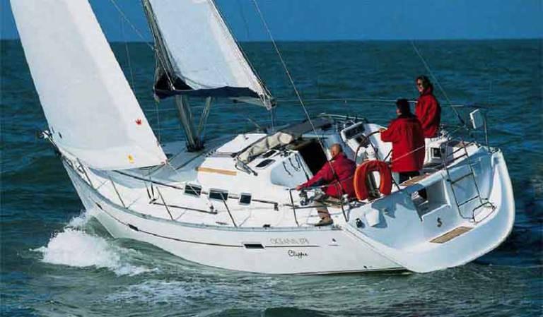 Oceanis Clipper 373