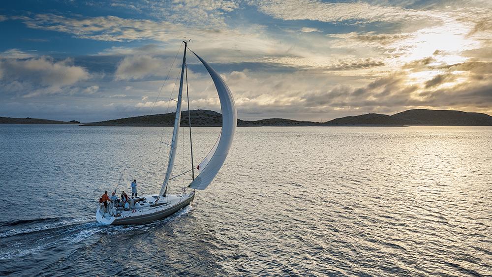 giornata relax in barca
